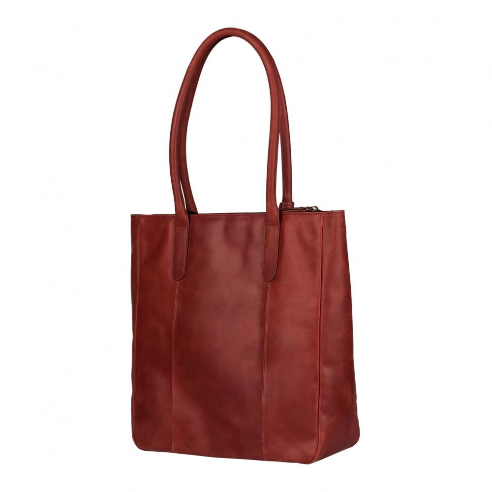 37a9fa5d Burkely Lois Lane shopper red - MATTIS STORE
