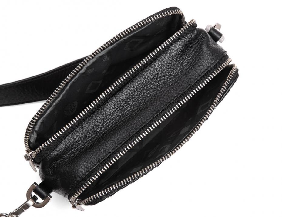 Adax Cormorano Augusta braided shoulder bag multi MATTIS STORE