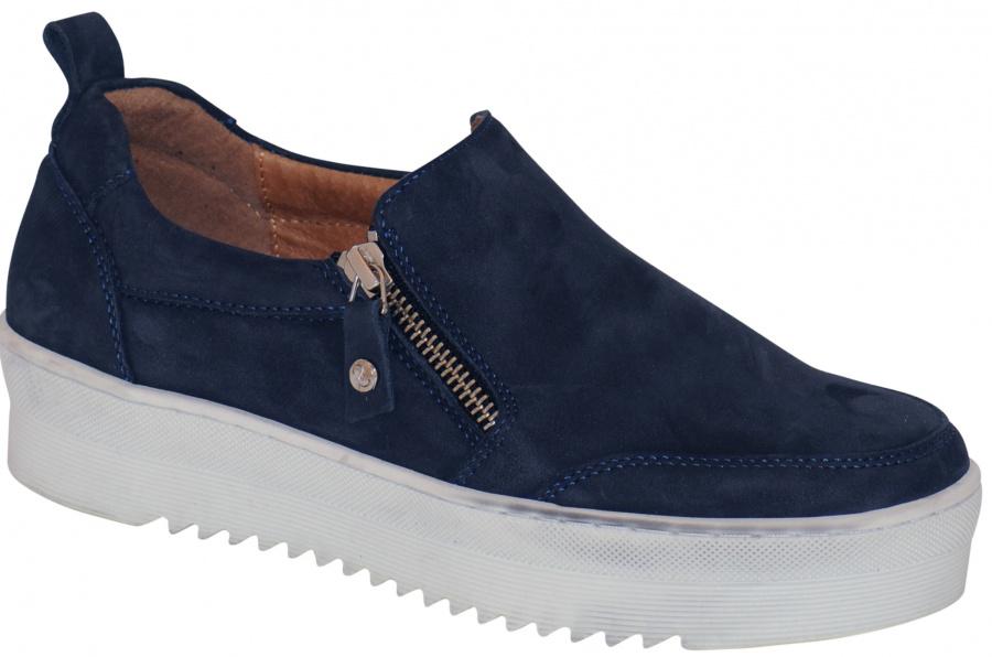 2789a03a Stella sko i Nubukc Skinn Lav - MATTIS STORE